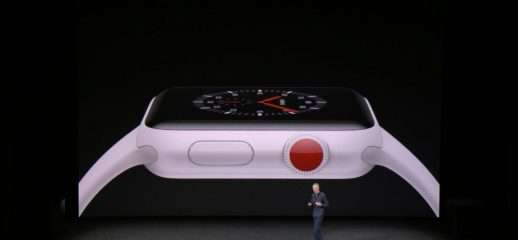 Apple Watch si aggiorna a watchOS 4.2