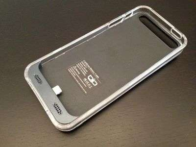 cover che ricarica iphone 5