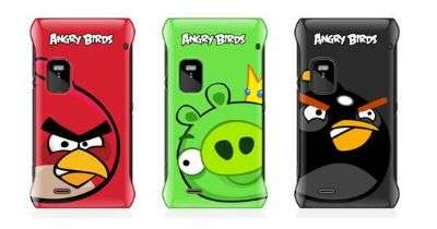 Cover Nokia-Angry Birds