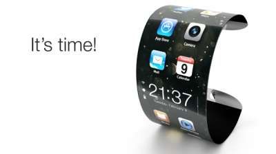 Un concept di Apple iWatch