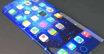 Concept dell'iPhone 8
