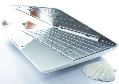 Eee PC Seashell 1008HA