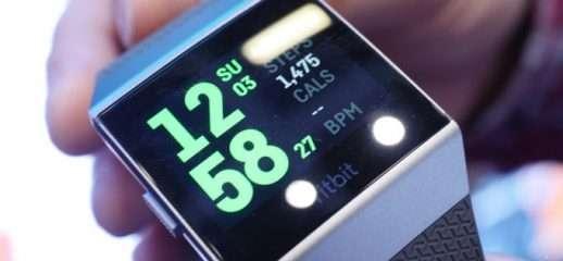 Fitbit Ionic e Flyer in vendita da ottobre