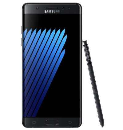 Galaxy Note 7 (front)