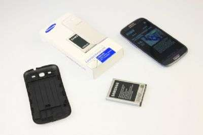 Galaxy S III Extended Battery Kit