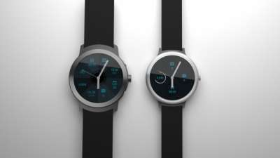 Google smartwatch (Angelfish + Swordfish)