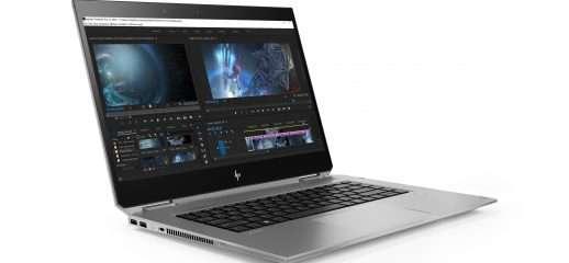 HP ZBook Studio x360, specifiche da urlo