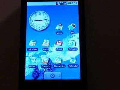 HTC Android G1
