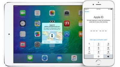 iOS 9: Apple ID a sei cifre