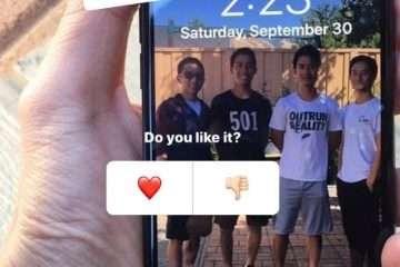 iPhone X, spuntano tre foto reali del telefono