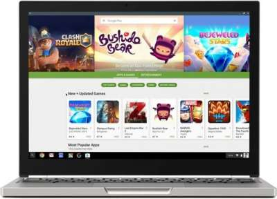 Le app di Android anche su Chrome OS
