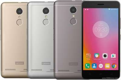Lenovo K6 Power - 3 colorazioni