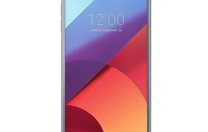 LG G6 disponibile finalmente in Europa