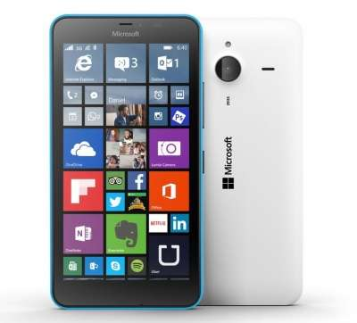 Lumia 640 XL White