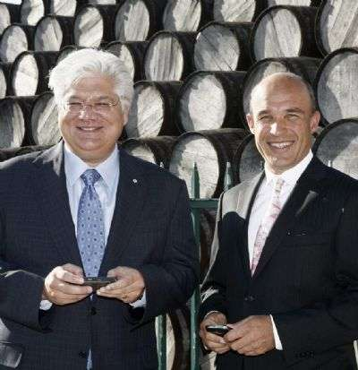 Mike Lazaridis e Jim Balsillie