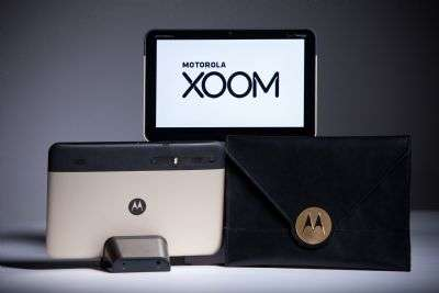 Motorola XOOM Limited Gold Edition