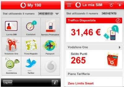app vodafone my 190