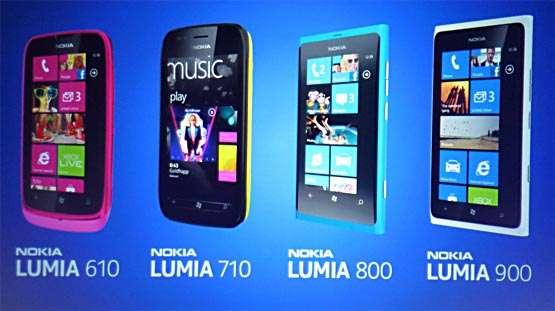 aggiornamenti per nokia lumia 610