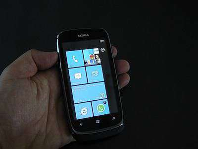 rubrica nokia lumia 610