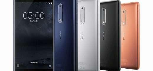 In arrivo le patch di sicurezza per il Nokia 5