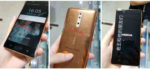 Il Nokia 8 potrebbe avere subito Android O