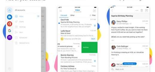 Microsoft aggiorna Outlook per Android