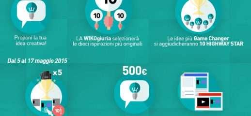 Wiko indice un concorso per celebrare Highway Star 4G