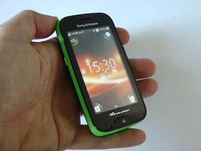 {Sony Ericsson Mix Walkman