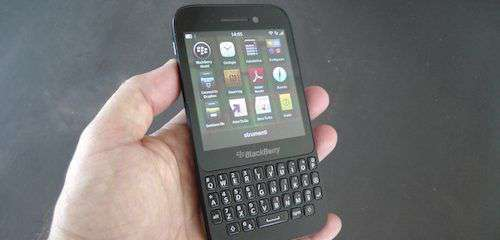 RIM BlackBerry Q5