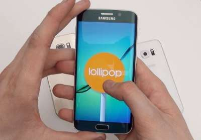 Lollipop su Samsung Galaxy S6