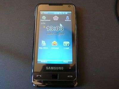 2087dfb28b0 Samsung SGH-i900 Omnia : recensione, caratteristiche e prezzi