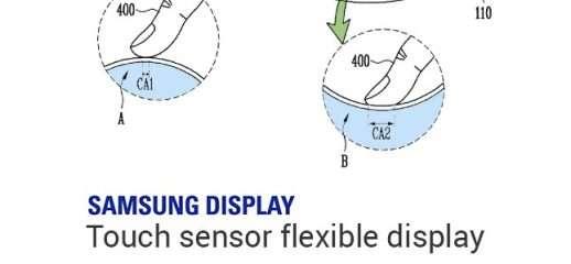 Samsung progetta schermo flessibile con lettore d'impronte