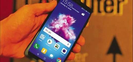 Entry level: il test su Huawei P Smart