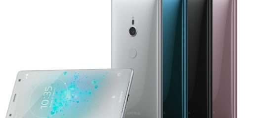 Sony svela Xperia XZ2 e XZ2 Compact
