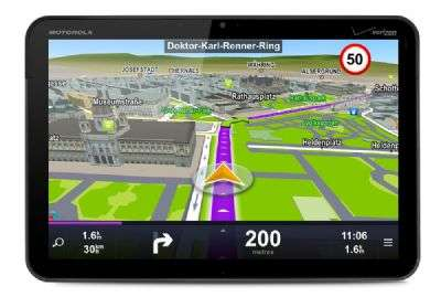 Sygic GPS Navigation per Android versione 11.2