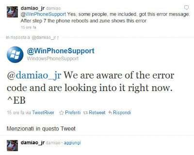 Twitter di  WinPhoneSupport