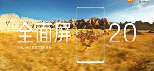 Il CEO Xiaomi mostra alcune foto del Mi MIX 2