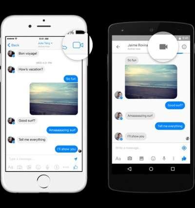 messenger per videochiamate
